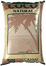 Weedness Canna Coco Natural 50 Liter - Blumenerde