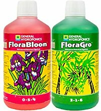 Weedness GHE Dünger Tripak Flora Starter Set
