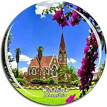 Weekino Christuskirche Windhoek Namibia