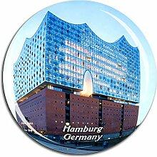 Weekino Deutschland Elbphilharmonie Hamburg