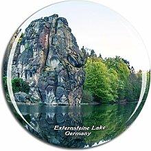 Weekino Deutschland Externsteine See