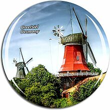 Weekino Deutschland Windmühle Greetsiel