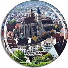 Weekino Esslingen Skyline Deutschland