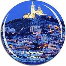 Weekino Frankreich Kathedrale Marseille