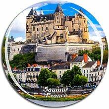 Weekino Frankreich Saumur Castle