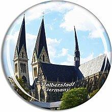 Weekino Halberstädter Dom Deutschland
