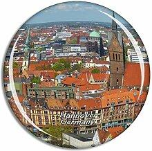 Weekino Hannover Skyline Deutschland