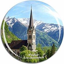 Weekino Liechtenstein Kühlschrankmagnet 3D
