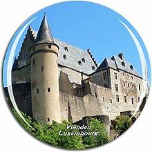 Weekino Luxemburg Vianden Schloss