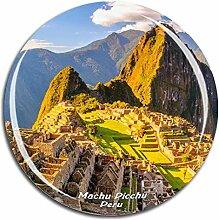 Weekino Machu Picchu Peru Kühlschrankmagnet 3D