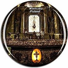 Weekino Salzbergwerk Polen Wieliczka