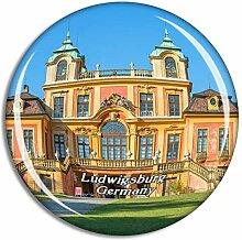 Weekino Schloss Ludwigsburg Deutschland