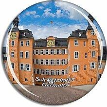 Weekino Schloss Schloss Schwetzingen Deutschland