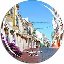 Weekino Spanien Altstadt, Estepona