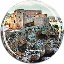 Weekino Spanien Peniscola Schloss