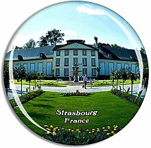 Weekino Strasbourg Frankreich Parc de