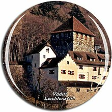 Weekino Vaduz Castle Liechtenstein