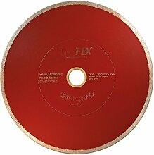 WEFEX Diamant-Trennscheibe Rondo-Fliese Bohrung