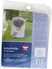WEHNCKE Schutzhülle für Rundgrills 90x70cm PE
