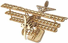 WEI FEI Laser 3D-Puzzle Holz Dreieck
