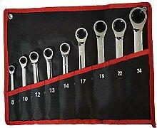WEI-LUONG Tools Knarren-Schraubenschlüssel Set