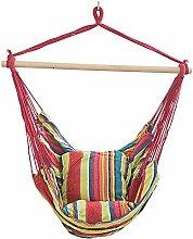 weiche Komfort Seil zum Aufhängen Hängematte Sessel Swing für für Indoor Outdoor Kinder und Erwachsene