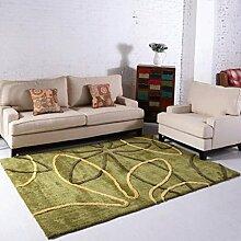 Weichen und bequemen Wohnzimmer Couchtisch Sofa Teppich Schlafzimmer Bett rechteckigen Teppich
