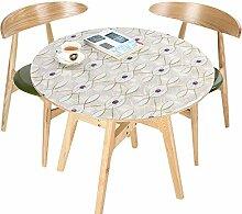 Weiches Glas-Tischdecke Der Europäischen Art Und