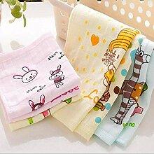 Weiches Handtuch, 1 Stück, Mini Super