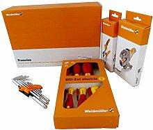 Weidmüller Profi-Set Werkzeuge 9918840000