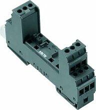 Weidmuller 8951720000–Grundlage Freien Masse VSPC 2CL 24VDC 0,5A–R