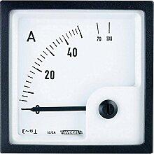 Weigel EQ72K 400/5A Instrument Unterputz für