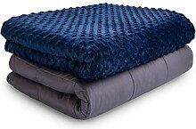 Weighted Blanket Gewichtsdecke Therapiedecke I