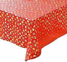Weihnachten Cotton Tischdecke Quaste Tischdecke