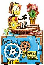 Weihnachten Deko, DIY Puzzle Handgemachte