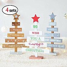 Weihnachten Deko, Mini Desktop Weihnachtsbaum