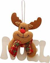 Weihnachten Dekor Türhänger von MCYs,