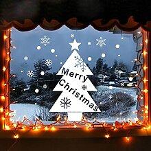 Weihnachten,dekorative wand-aufkleber