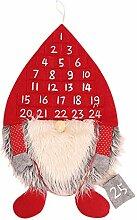 Weihnachten Filz Stoff Adventskalender 2020