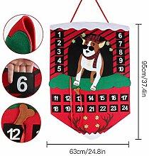 Weihnachten Fühlte Countdown Wandkalender, Alter