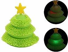 Weihnachten Gadget Puffer mit Lichteffekt
