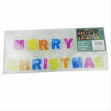 Weihnachten Geburtstag Dekoration Led Buchstaben