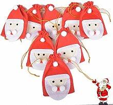 Weihnachten Geschenktasche, Adventskalender zum