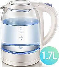 Weihnachten, Glas-wasserkocher 1,7 L
