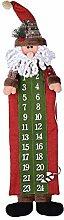 Weihnachten Hanging Adventskalender Mit Taschen,