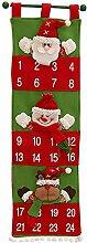 Weihnachten Hanging Countdown Adventskalender