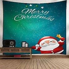 Weihnachten neue hängen Tuch hängen Tuch Hause