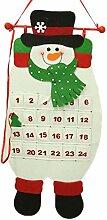 Weihnachten Ornamente Weihnachten Adventskalender