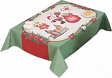 Weihnachten Polyester Tischdecke Weihnachten
