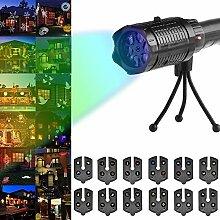 Weihnachten Projektor Licht, Gaeruite LED